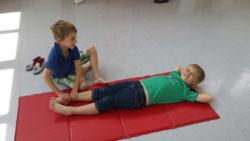 Ptibou relax à Nancy : massage pour enfant
