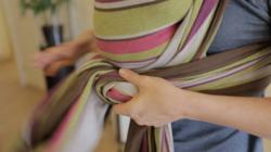 atelier de portage Tikoala : apprendre à porter son bébé Nancy