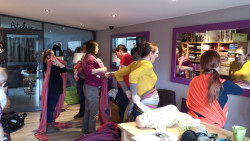 Apprendre à porter son bébé en Meurthe-et-Moselle : atelier de portage ventral Tikoala