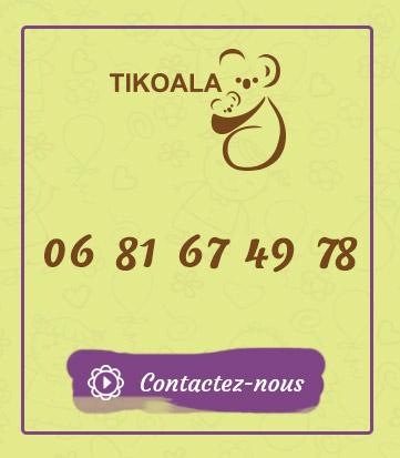 Contactez les ateliers Tikoala autour du bien-être de l'enfant près de Nancy