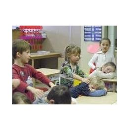 Ateliers de massage enfant pour les écoles, Meurthe-et-Moselle