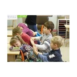 Les ateliers de massage enfant à l'école en Meurthe-et-Moselle